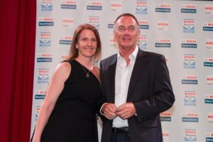 Harry Khabal at Bosch Awards